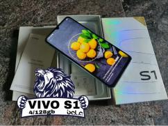 VIVO S1 box kit 4gb 128gb