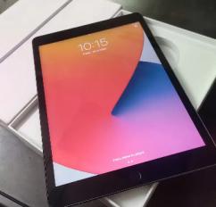 iPad (7th Generation) Wifi 32gb, Space grey Under warranty