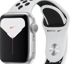 Apple Watch SE 40MM Nike Aluminium Case with Nike Sport Band