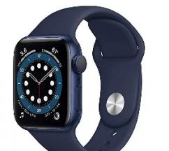Apple Watch Series 6 GPS 44 MM Aluminium Case Brand New