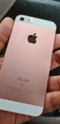 Iphone Se 64gb rose gold bill charger available touchid issue