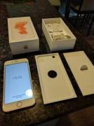 Apple iPhone 6s Plus 64GB silver colour