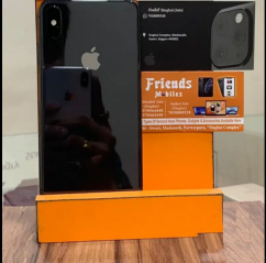 I phone XS max 64 gb space gray