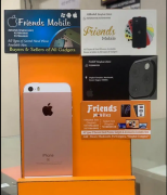 I phone SE 32 gb rose gold
