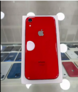 Apple iPhone XR 256gb Red with full box kit
