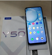 Vivo Y50 8GB/128GB 4months old