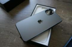 iPhone 12 Pro Max 512G Pacific Blue