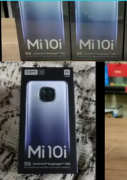 Mi 10i available in 6 128gb rom new boxed pack with bill