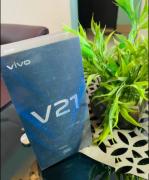 Vivo v21 seal pack 5G 8/128GB