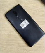 OnePlus 6 , Matte Black , 8GB / 128GB