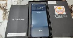 LG G8 X Dual screen 6gb ram
