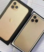 iPhone 11 pro 256gb gold.