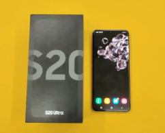 Samsung galaxy S20 ultra 12/128gb storage