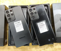 Samsung S21ULTRA 12gb 256gb black