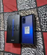 Samsung Note 20 Blue 256/8gb