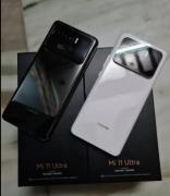Mi 11 Ultra 256/12gb Black&White