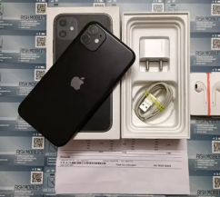 iPhone 11 128gb Black Full kit