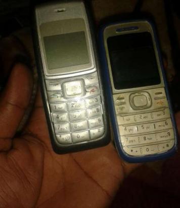 Nokia 1110 &1209 dono