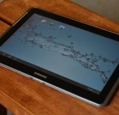 Samsung Tab 2 With 10.1 Inch Display