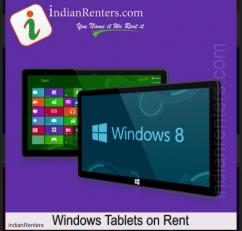 Window Tablet Available on Hire in Mumbai & Navi Mumbai