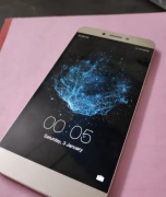 LeTv x507 Rose Gold Mint condition 3/32gb With Bill and charger