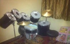 7 Pieces  Drum Set