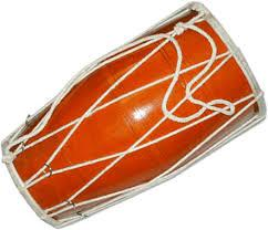 Very Less Used Dholak In Great Condition