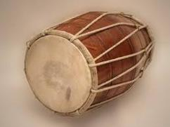 Used Dholak With Mind-blowing Sound