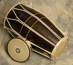 Gently Used Dholak In Brand New Condition