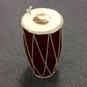 Rarely Used Dholak In Good Condition