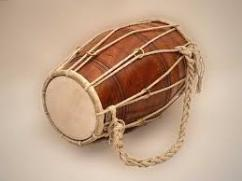 Gently Used Dholak Available