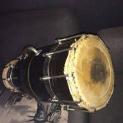 Less Used Dholak In Fantastic Condition