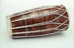 Sheesham Wood Made Dholak Available