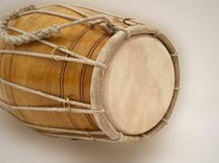 Wooden Dholak With Fantastic Sound
