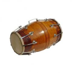 Very less used Dholak Available