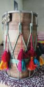 A one dholak for talli