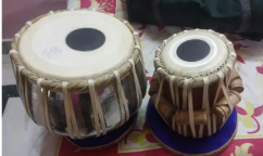 Tabla with all accessories