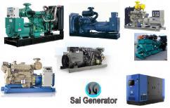 Used Cummins Generator- Kirloskar Generator, Ashok leyland Generators sale