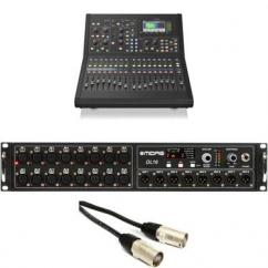 M32R Digital Mixer with Stage Box