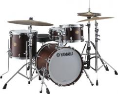 Yahama drum set with unboxing