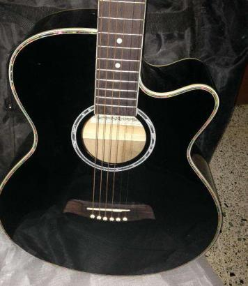 Belltone Acoustic Guitar (Almost New)