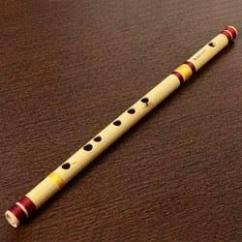 Only 1 week Old Flute Available