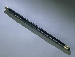 Wooden Flute in Black Color