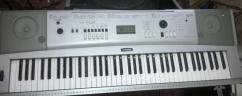 Used  Yamaha DGX 230 Keyboard Available