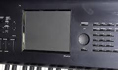 Gently Used Korg Musical Keyboard