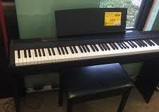 Yamaha Digital Piano In Working Condition