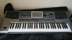 Gently Used Korg pa 900 keyboard