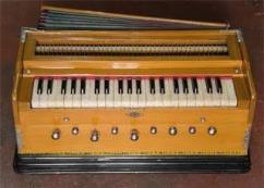 Well Maintained Harmonium Available