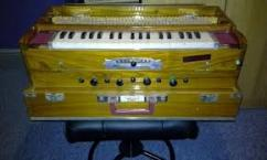 Less Used Harmonium Available