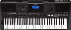 Yamaha PSR-E453, 61 Keys Touch Sensitive Keyboard with Stand/Adapter and Bag